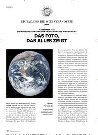 Titelbild der Ausgabe 6/2020 von EIN TAG, DER DIE WELT VERÄNDERTE: DAS FOTO, DAS ALLES ZEIGT. Zeitschriften als Abo oder epaper bei United Kiosk online kaufen.