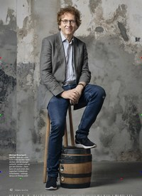 """Titelbild der Ausgabe 6/2020 von INTERVIEW: Im Gespräch mit Michael Braungart: """" ABFALL HAT EIN QUALITÄTS-PROBLEM, SONST NICHTS."""". Zeitschriften als Abo oder epaper bei United Kiosk online kaufen."""