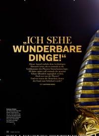 """Titelbild der Ausgabe 1/2021 von GESCHICHTE: """"ICH SEHE WUNDERBARE DINGE!"""". Zeitschriften als Abo oder epaper bei United Kiosk online kaufen."""