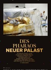Titelbild der Ausgabe 1/2021 von GESCHICHTE: DES PHARAOS NEUER PALAST. Zeitschriften als Abo oder epaper bei United Kiosk online kaufen.