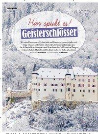 Titelbild der Ausgabe 4/2020 von GESPENSTER: Hier spukt es!: Geisterschlösser. Zeitschriften als Abo oder epaper bei United Kiosk online kaufen.