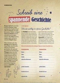 Titelbild der Ausgabe 4/2020 von SCHREIBSCHULE: Schreib eine spannende Geschichte. Zeitschriften als Abo oder epaper bei United Kiosk online kaufen.