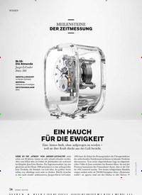 Titelbild der Ausgabe 3/2018 von EIN HAUCH FÜR DIE EWIGKEIT. Zeitschriften als Abo oder epaper bei United Kiosk online kaufen.