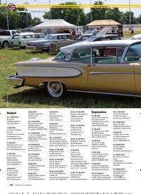 Titelbild der Ausgabe 9/2019 von Termine: Events & more. Zeitschriften als Abo oder epaper bei United Kiosk online kaufen.