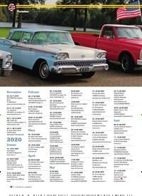 Titelbild der Ausgabe 12/2019 von Termine Events & more. Zeitschriften als Abo oder epaper bei United Kiosk online kaufen.