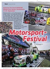 Titelbild der Ausgabe 12/2019 von American Fan Fest: Motorsport - Festival. Zeitschriften als Abo oder epaper bei United Kiosk online kaufen.