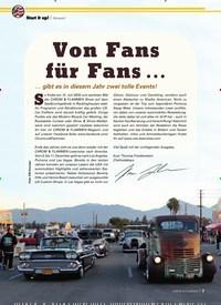 Titelbild der Ausgabe 2/2020 von Start it up! | Vorwort: Von Fans für Fans…. Zeitschriften als Abo oder epaper bei United Kiosk online kaufen.