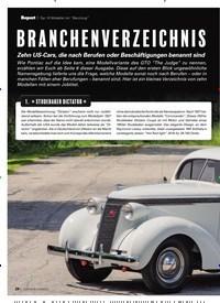 """Titelbild der Ausgabe 2/2020 von Top 10 Modelle mit """"Berufung"""": BRANCHENVERZEICHNIS. Zeitschriften als Abo oder epaper bei United Kiosk online kaufen."""