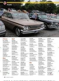 Titelbild der Ausgabe 3/2020 von Termine|Events & more10.05.2020. Zeitschriften als Abo oder epaper bei United Kiosk online kaufen.