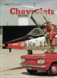 Titelbild der Ausgabe 3/2020 von 60 Jahre Chevrolet Corvair: Chevrolets Volkswagen Rückblick auf den Chevrolet Corvair (1960–'69). Zeitschriften als Abo oder epaper bei United Kiosk online kaufen.
