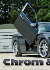 Titelbild der Ausgabe 3/2020 von 2008er Chrysler 300C: Chrom & Folien. Zeitschriften als Abo oder epaper bei United Kiosk online kaufen.