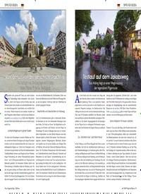 Titelbild der Ausgabe 7/2019 von TIPPS FÜR REISEN: Genuss am Fluss: Radfahren in Saale-Unstrut. Zeitschriften als Abo oder epaper bei United Kiosk online kaufen.