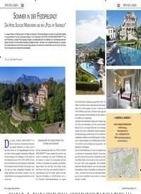 Titelbild der Ausgabe 8/2019 von TIPPS FÜR REISEN: Kurhaus Cademario Malcontone im Tessin. Zeitschriften als Abo oder epaper bei United Kiosk online kaufen.