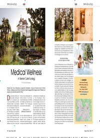 Titelbild der Ausgabe 2/2020 von Heiß und Kalt: Six Senses freut sich auf Island und Costa Rica Spektakuläre Naturerlebnisse. Zeitschriften als Abo oder epaper bei United Kiosk online kaufen.