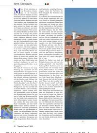 Titelbild der Ausgabe 7/2020 von Lido di Venezia Das andere Venedig. Zeitschriften als Abo oder epaper bei United Kiosk online kaufen.