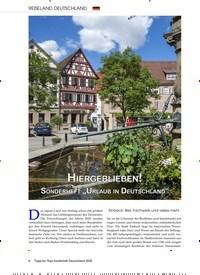 Titelbild der Ausgabe 8/2020 von Hiergeblieben!. Zeitschriften als Abo oder epaper bei United Kiosk online kaufen.