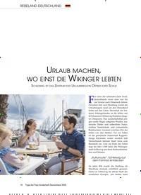 Titelbild der Ausgabe 8/2020 von Urlaub machen, wo einst die Wikinger lebten. Zeitschriften als Abo oder epaper bei United Kiosk online kaufen.