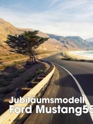Titelbild der Ausgabe 1/2019 von Jubiläumsmodell Ford Mustang55. Zeitschriften als Abo oder epaper bei United Kiosk online kaufen.