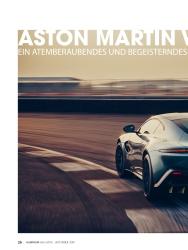 Titelbild der Ausgabe 1/2019 von ASTON MARTIN VANTAGE AMR. Zeitschriften als Abo oder epaper bei United Kiosk online kaufen.