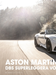 Titelbild der Ausgabe 1/2019 von ASTON MARTIN DBS SUPERLEGGERA VOLANTE. Zeitschriften als Abo oder epaper bei United Kiosk online kaufen.