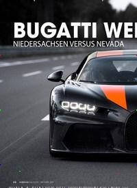 Titelbild der Ausgabe 2/2019 von HYPERCAR: BUGATTI WELTREKORD. Zeitschriften als Abo oder epaper bei United Kiosk online kaufen.