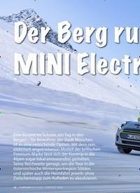 Titelbild der Ausgabe 2/2020 von VELOCITY: Der Berg ruft, der MINI Electric kommt. Zeitschriften als Abo oder epaper bei United Kiosk online kaufen.