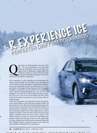 Titelbild der Ausgabe 2/2020 von VELOCITY: R EXPERIENCE ICE PERFEKTER DRIFT AM POLARKREIS. Zeitschriften als Abo oder epaper bei United Kiosk online kaufen.