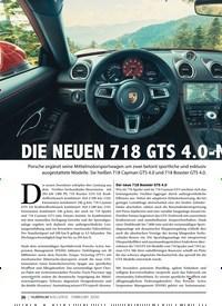 Titelbild der Ausgabe 2/2020 von VELOCITY: DIE NEUEN 718 GTS 4.0-MODELLE. Zeitschriften als Abo oder epaper bei United Kiosk online kaufen.