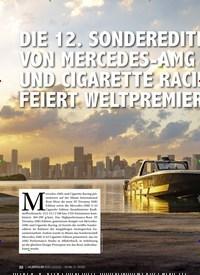 Titelbild der Ausgabe 3/2020 von DIE 12. SONDEREDITION VON MERCEDES-AMG UND CIGARETTE RACING FEIERT WELTPREMIERE. Zeitschriften als Abo oder epaper bei United Kiosk online kaufen.