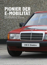 Titelbild der Ausgabe 6/2020 von eMOBILITY: PIONIER DER E-MOBILITÄT. Zeitschriften als Abo oder epaper bei United Kiosk online kaufen.