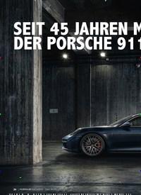Titelbild der Ausgabe 8/2020 von SEIT 45 JAHREN MASSSTAB DER PORSCHE 911 TURBO. Zeitschriften als Abo oder epaper bei United Kiosk online kaufen.