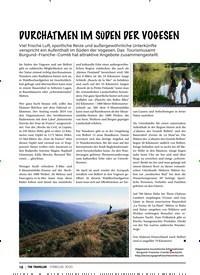 Titelbild der Ausgabe 2/2020 von DURCHATMEN IM SÜDEN DER VOGESEN. Zeitschriften als Abo oder epaper bei United Kiosk online kaufen.