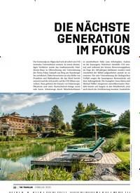 Titelbild der Ausgabe 2/2020 von Die nächste Generation im Fokus. Zeitschriften als Abo oder epaper bei United Kiosk online kaufen.