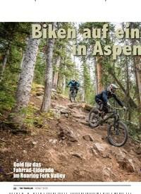 Titelbild der Ausgabe 3/2020 von TRAVEL: Biken auf einem neuen Level in Aspen und Snowmass. Zeitschriften als Abo oder epaper bei United Kiosk online kaufen.