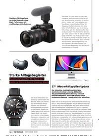 Titelbild der Ausgabe 9/2020 von STYLE: Starke Alltagsbegleiter. Zeitschriften als Abo oder epaper bei United Kiosk online kaufen.