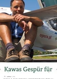 Titelbild der Ausgabe 4/2018 von Kawas Gespür für tragende Linien. Zeitschriften als Abo oder epaper bei United Kiosk online kaufen.