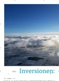 Titelbild der Ausgabe 1/2019 von Teil 2: Inversionen: Fluch oder Segen?. Zeitschriften als Abo oder epaper bei United Kiosk online kaufen.