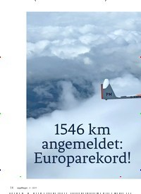 Titelbild der Ausgabe 4/2019 von 1546 km angemeldet: Europarekord!. Zeitschriften als Abo oder epaper bei United Kiosk online kaufen.