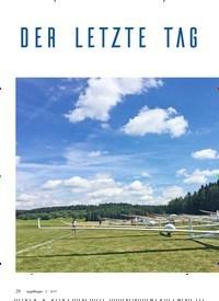 Titelbild der Ausgabe 4/2019 von DER LETZTE TAG. Zeitschriften als Abo oder epaper bei United Kiosk online kaufen.