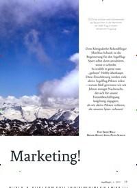 Titelbild der Ausgabe 6/2019 von Segelflug braucht: Marketing!. Zeitschriften als Abo oder epaper bei United Kiosk online kaufen.