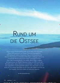 Titelbild der Ausgabe 1/2020 von Rund um die Ostsee. Zeitschriften als Abo oder epaper bei United Kiosk online kaufen.