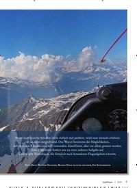 Titelbild der Ausgabe 2/2020 von Entlang des Alpenbogens:Über den Nufenen-Pass nahe Münster im hintersten Wallis mit Blickrichtung Norden. Zeitschriften als Abo oder epaper bei United Kiosk online kaufen.