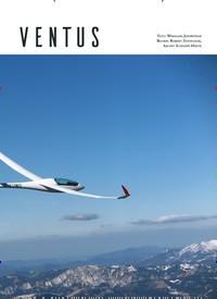 Titelbild der Ausgabe 2/2020 von DER NEUE VENTUS. Zeitschriften als Abo oder epaper bei United Kiosk online kaufen.