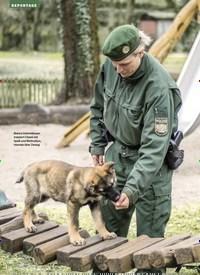 Titelbild der Ausgabe 9/2019 von REPORTAGE: Wenn ich groß bin, werde ich Polizist!. Zeitschriften als Abo oder epaper bei United Kiosk online kaufen.