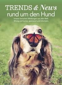 Titelbild der Ausgabe 3/2019 von TRENDS & News rund um den Hund. Zeitschriften als Abo oder epaper bei United Kiosk online kaufen.