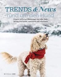 Titelbild der Ausgabe 1/2020 von TRENDS & News: rund um den Hund. Zeitschriften als Abo oder epaper bei United Kiosk online kaufen.