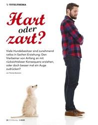 Titelbild der Ausgabe 1/2020 von TITELTHEMA: Hart oder zart?. Zeitschriften als Abo oder epaper bei United Kiosk online kaufen.