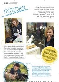 Titelbild der Ausgabe 2/2020 von BEI DER ARBEIT: INSIDER. Zeitschriften als Abo oder epaper bei United Kiosk online kaufen.