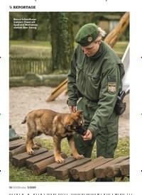 Titelbild der Ausgabe 3/2020 von REPORTAGE:Wenn ids grap bin,: werd' ich POLIZIST!. Zeitschriften als Abo oder epaper bei United Kiosk online kaufen.