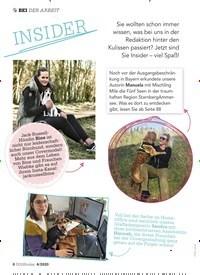 Titelbild der Ausgabe 4/2020 von BEI DER ARBEIT: INSIDER. Zeitschriften als Abo oder epaper bei United Kiosk online kaufen.